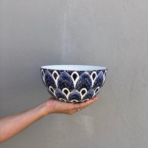 West Palm Small Mimi Bowl | Delft