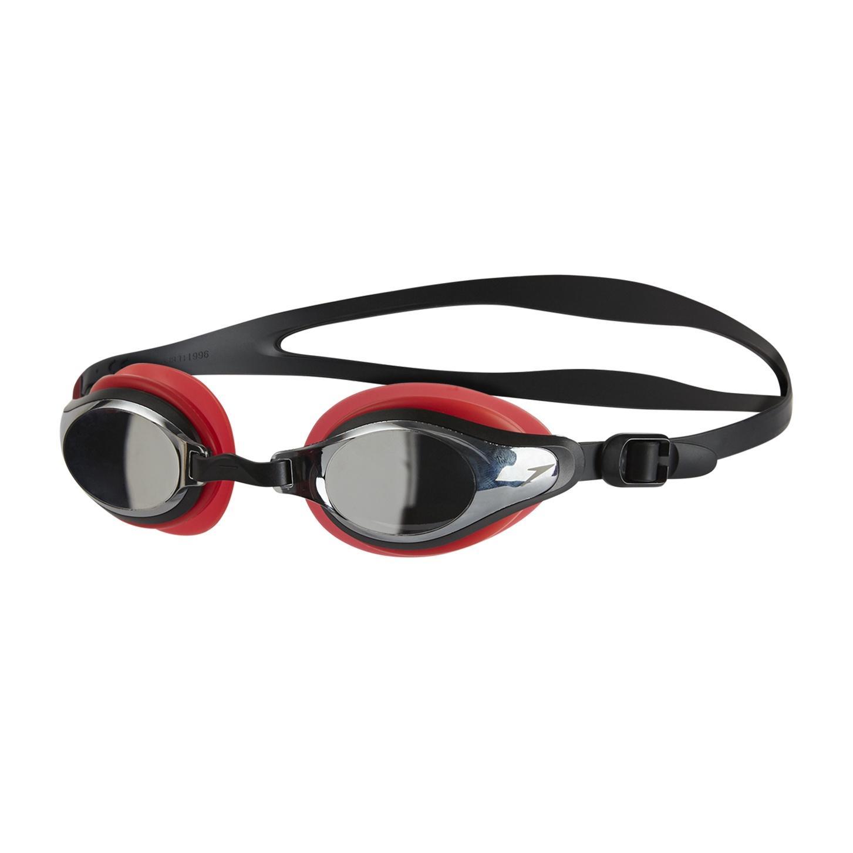 Mariner Supreme Mirror Goggles Lava Red/Black/Chrome