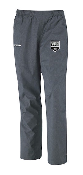 CCM Premium Skate Suit Pant-VRC Shield Grey-EMBROIDERED CREST