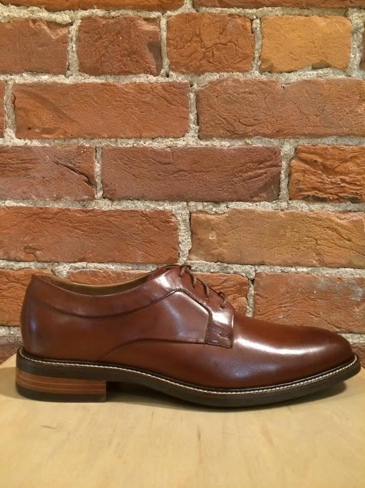 COLE HAAN - WARREN PLAIN OX IN BRITISH TAN