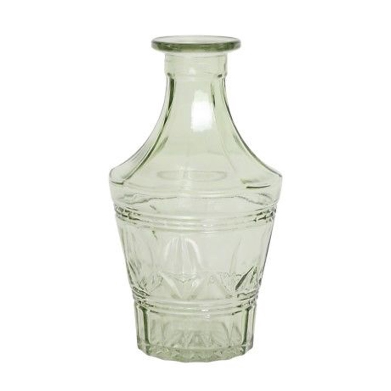 Valli Green Glass Vase