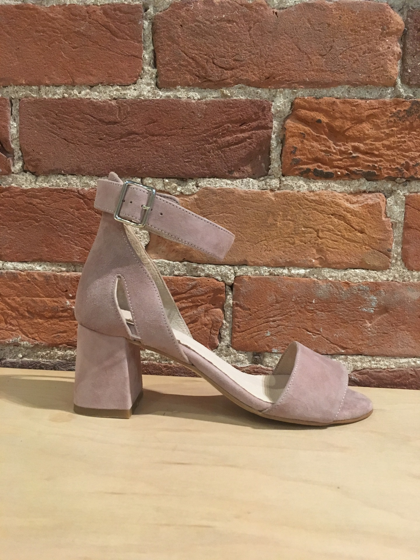 SHOE THE BEAR - MAY S IN PALE BLUSH