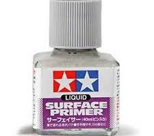 Tamiya #87075 Liquid Surface Primer Grey