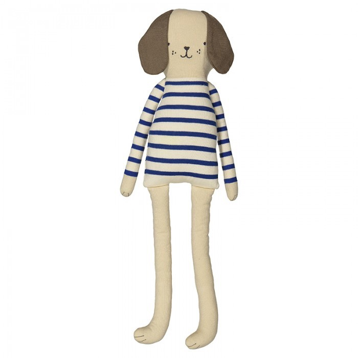 Meri Meri Knitted Dog