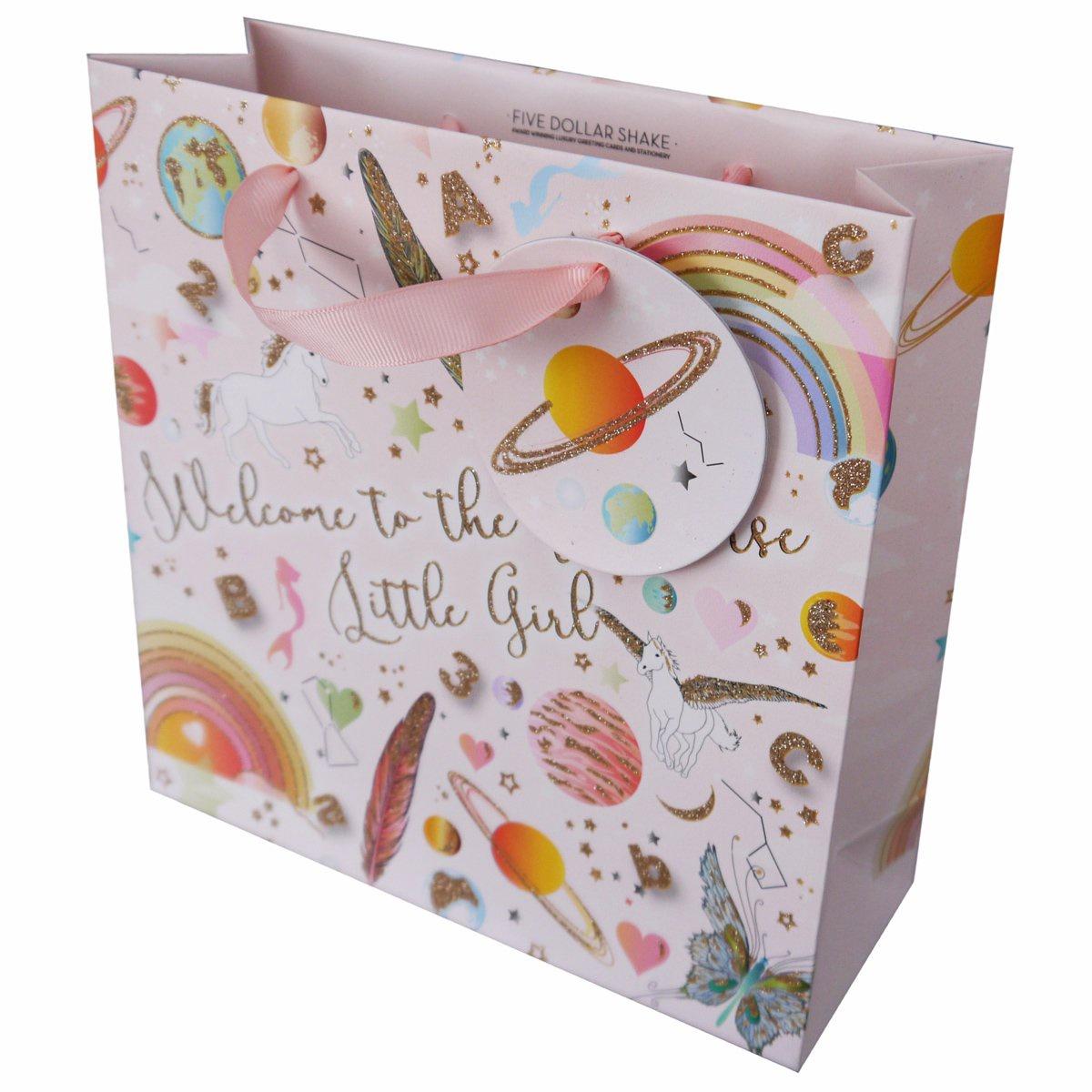 Little Girl Universe Medium Gift Bag