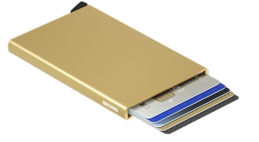 SECRID - CARDPROTECTOR IN GOLD