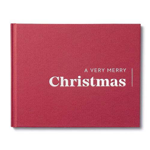 A Very Merry Christmas Book