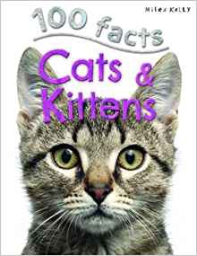 100 FACTS CATS & KITTENS (PB)