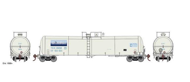 Athearn #ATH16503 30K Ethanol Tank car  TIEX