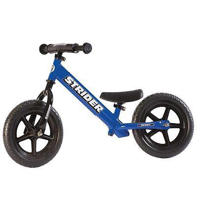 STRIDER BIKE SPORTS BLUE