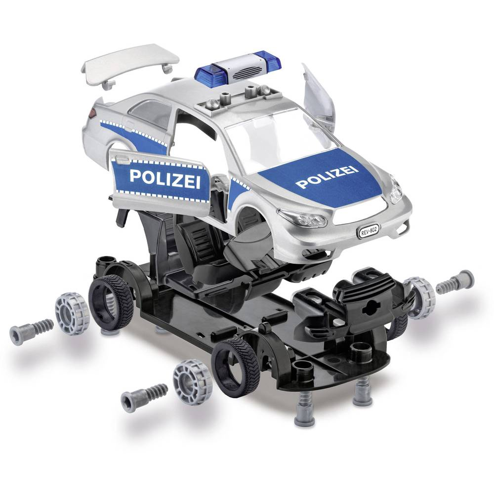 POLICE JUNIOR KIT