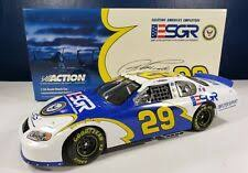 Action #402782 1/24 Ricky Craven 2004 Monte Carlo Club Car