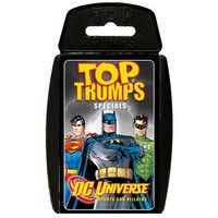 TOP TRUMPS DC UNIVERSE