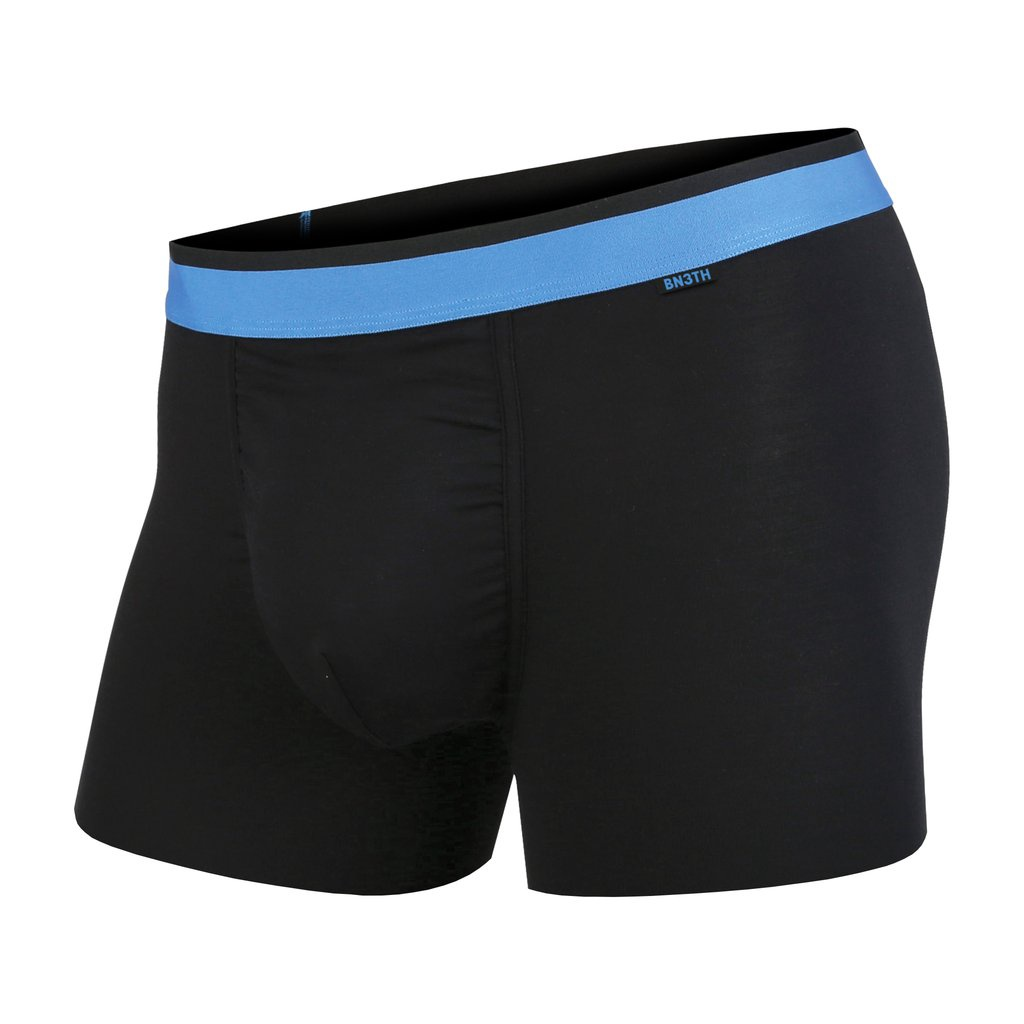 BN3TH - CLASSIC TRUNK IN BLACK/BLUE