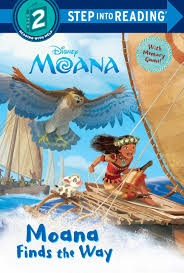 MOANA FINDS THE WAY LV2 (PB)