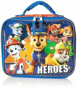 PAW PATROL LUNCH BAG