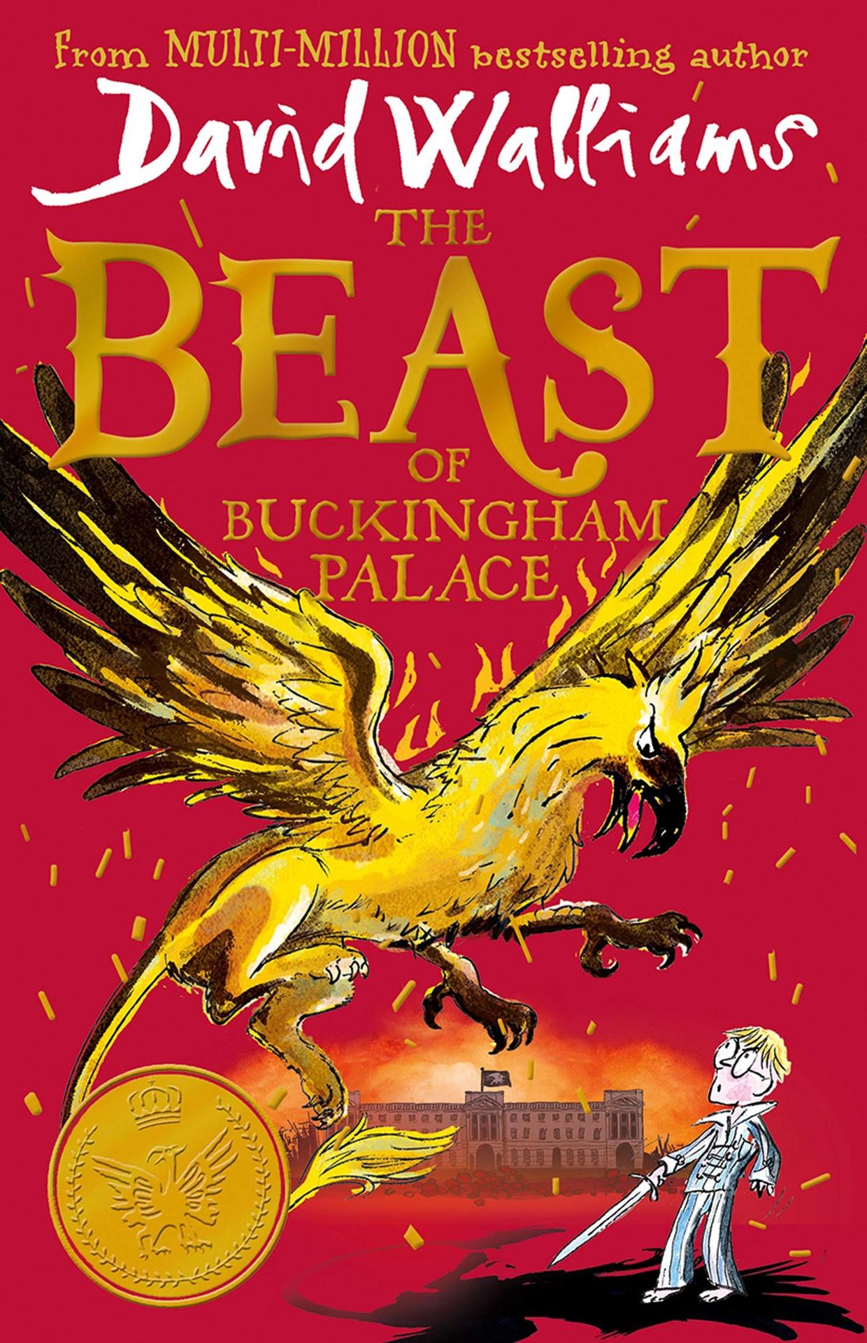 BEAST OF BUCKINGHAM PALACE (PB)