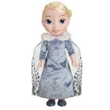 DISNEY FROZEN SINGING TRADITIONS ELSA