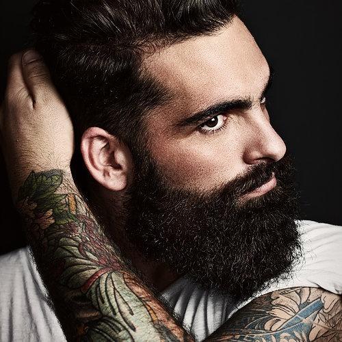 Men's Face and Beard Oil