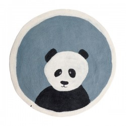 PASU PANDA - MINERAL BLUE