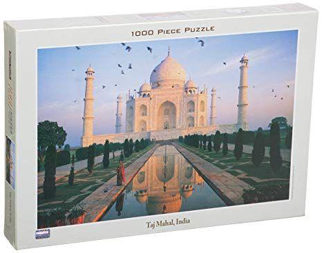 TAJ MAHAL INDIA 1000 PCS
