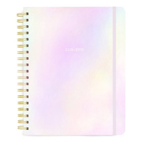 2018-2019 Medium Planner | Pearlescent