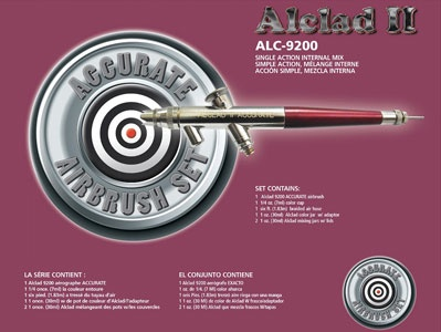 Alclad #ALC-9220 Single Action Internal Airbrush