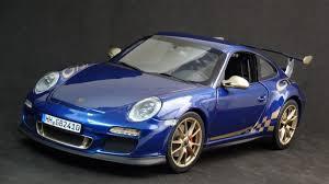 Mini Champs #400069101   1/43 Porsche 911 GT3 RS