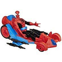 SPIDER-MAN TITAN HERO SERIES WITH TURBO RACER