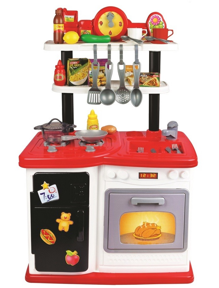 ELECTRONIC KITCHEN WITH 30PCS ACCESSORIES
