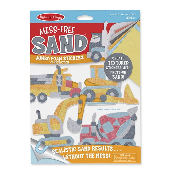 X MD 30041 MESS FREE SAND CONSTRUCTION