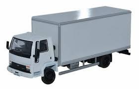 Oxford #FCG002 1/76 Ford Cargo Box Van-BRS