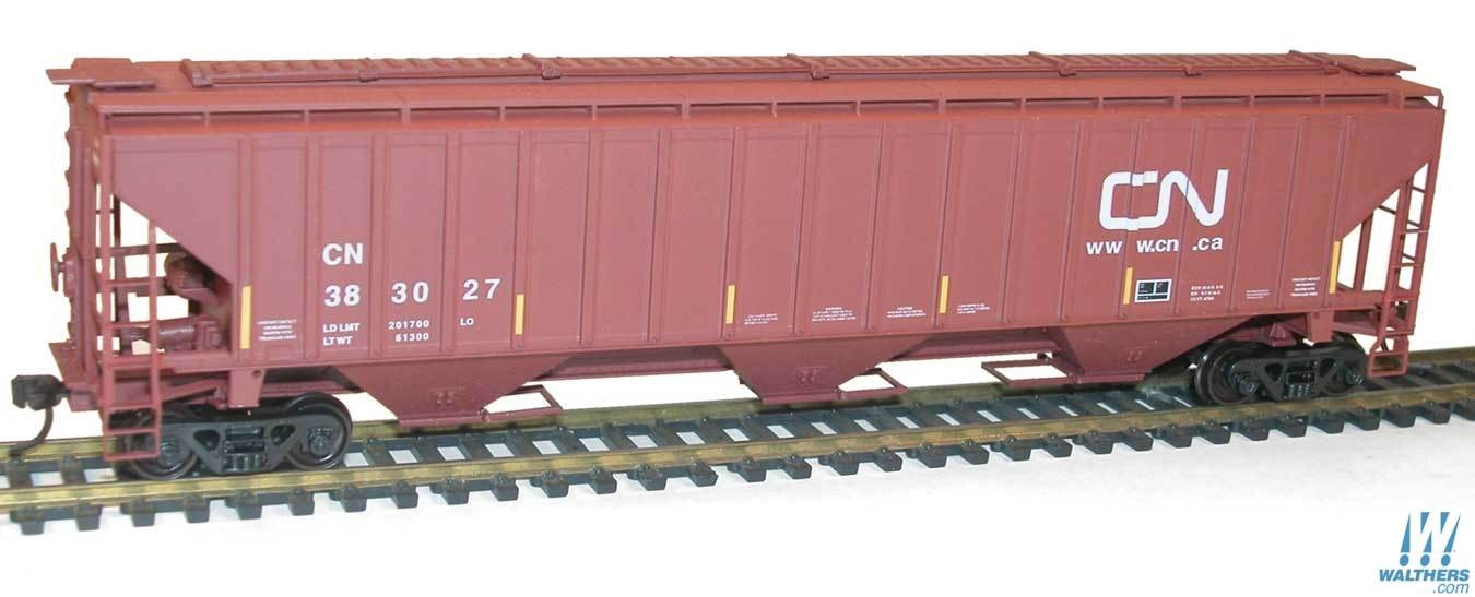 Accurail #112-6529 Pullman Standard Covered Hopper