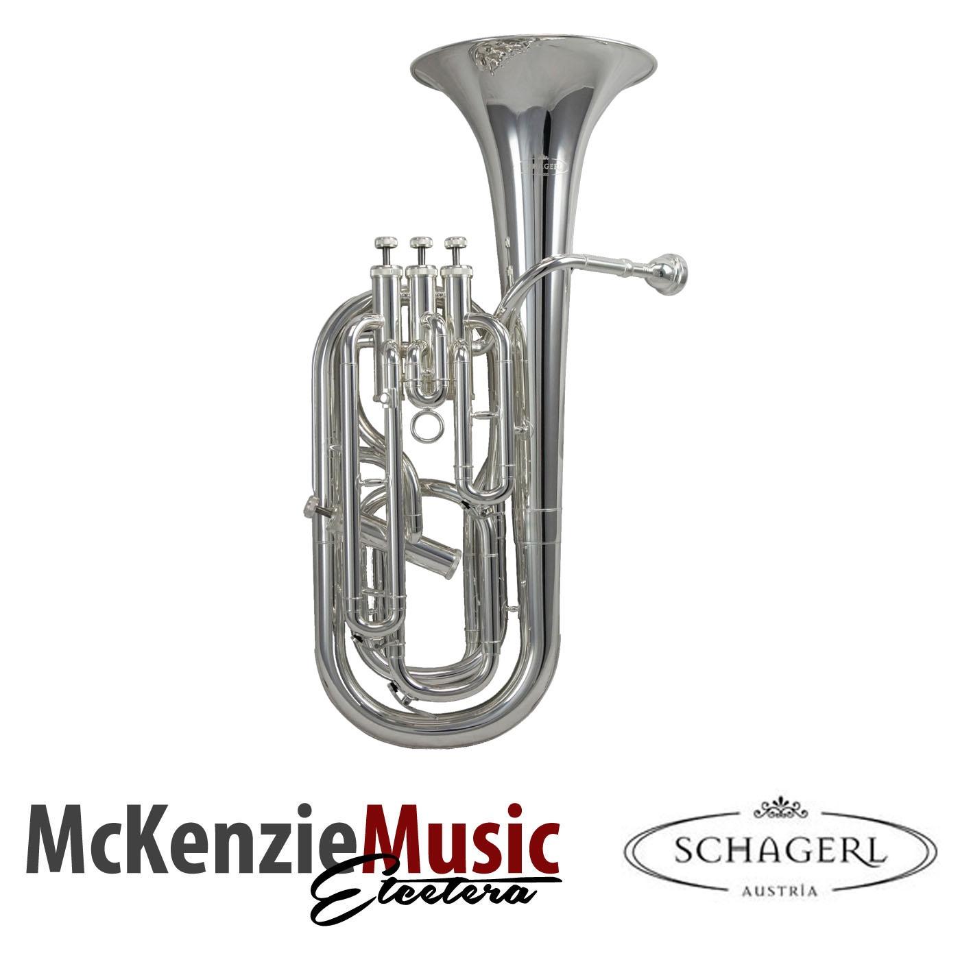 Schagerl Baritone Horn 900S