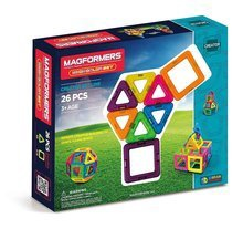 MAGFORMERS NEON 26 PC