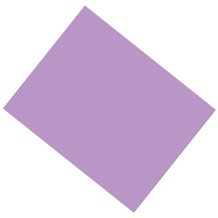 PA 5388-1 COATED POSTER BOARD LILAC