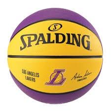 SPALDING NBA LAKERS BULLS 7