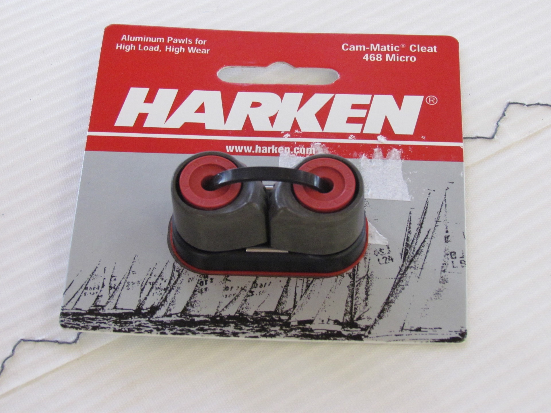 Harken Micro Cam-Matic II Cam Cleat