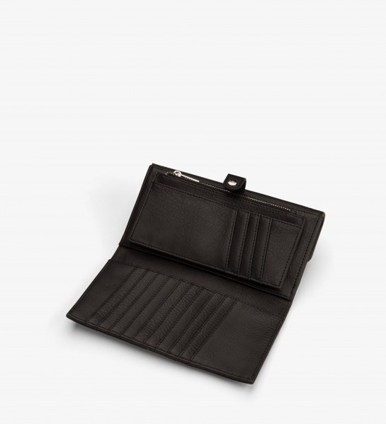 MATT AND NAT - CONNOLLY WALLET IN BLACK