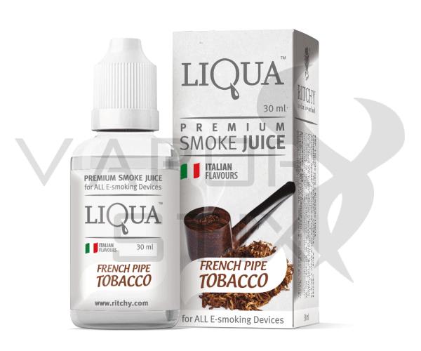 Liqua E-juice French Pipe 20% Off