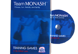 Netskills DVD - Training Games