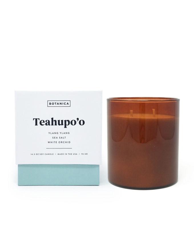 Teahupo'o Candle