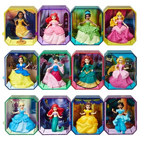 DISNEY PRINCESS GEM COLLECTION FIGURE BLIND BOX SERIES 1