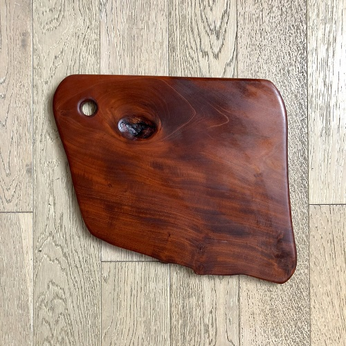 Mahogany Cutting Board 120