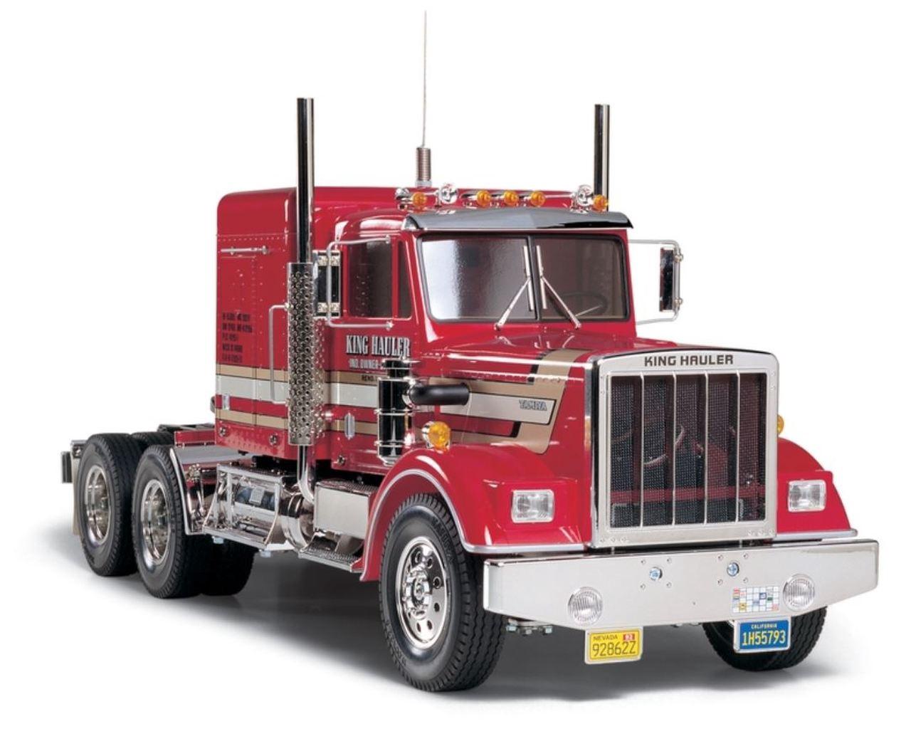 Tamiya #56301 1/14 King Hauler Truck