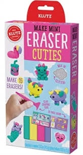 MAKE MINI ERASER CUTIES
