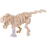 NANOBLOCK T-REX SKELETON MODEL