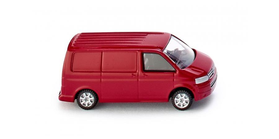 Wiking #09270122 1:160 VW T5 GP Box Van - Tornado red