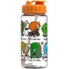 DRINKING BOTTLE MONSTERS TRITAN