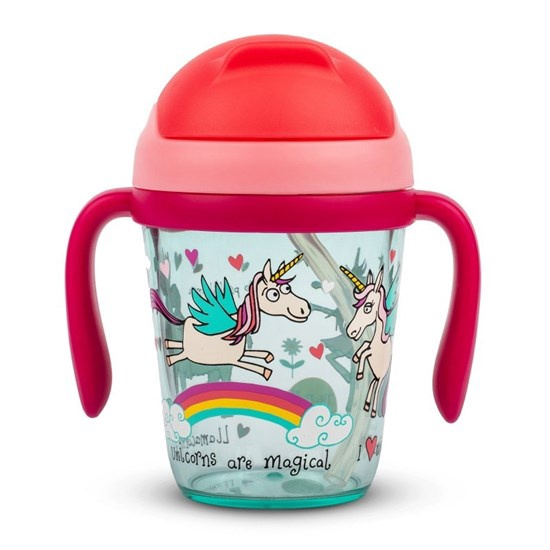 TODDLER BOTTLE UNICORNS